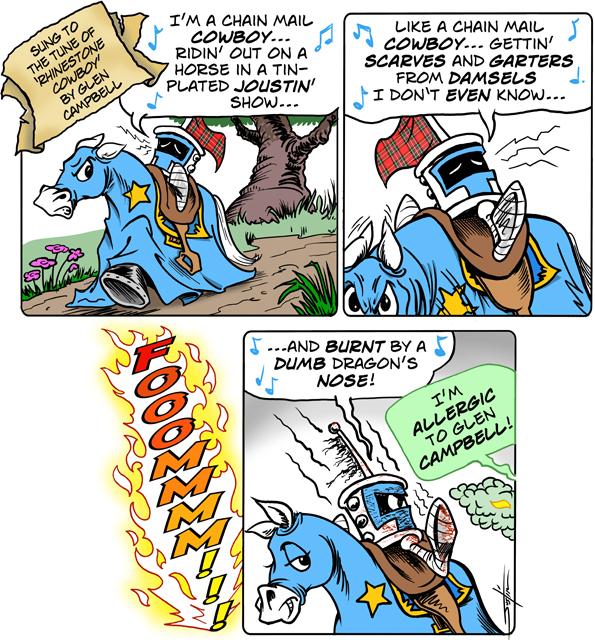 MythTickle for Apr 16, 2018 Comic Strip