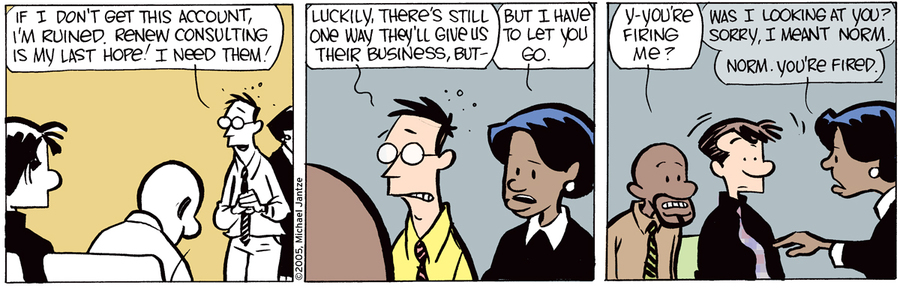 The Norm Classics Comic Strip for September 23, 2020