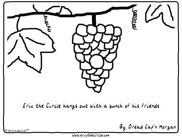 Eric the Circle for Aug 18, 2013 Comic Strip
