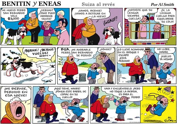 Benitin y Eneas