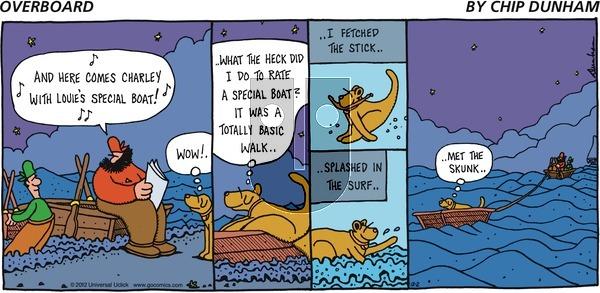 Overboard on Sunday December 2, 2012 Comic Strip