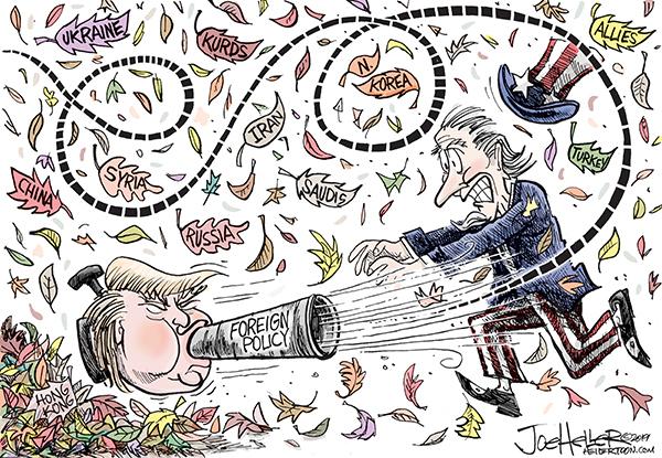 Joe Heller Comic Strip for October 17, 2019
