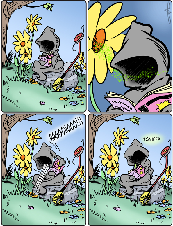MythTickle Comic Strip for April 26, 2019