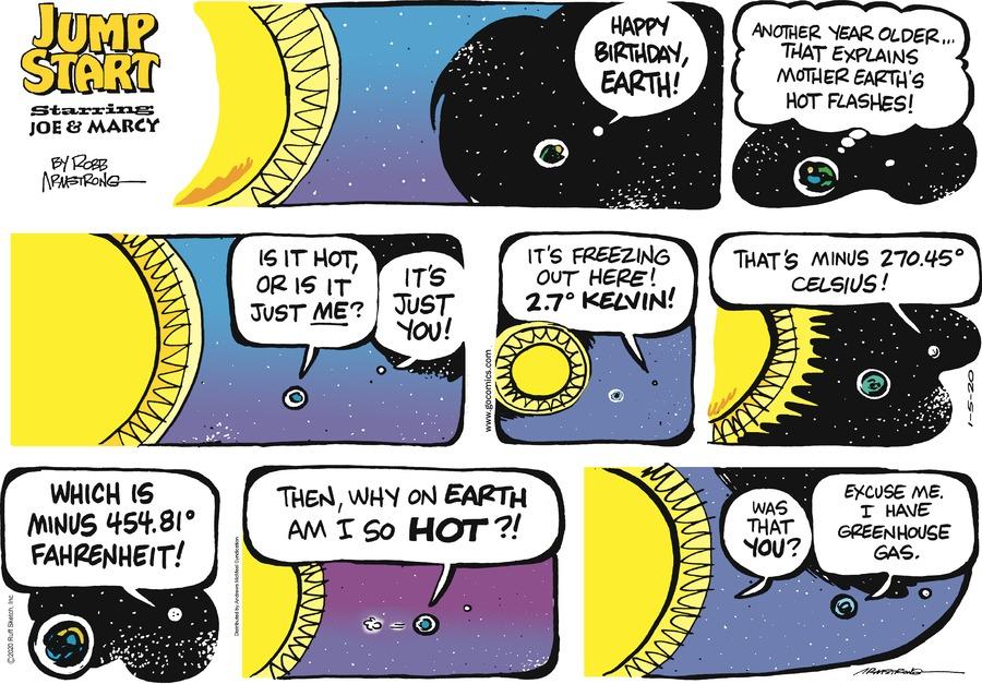 JumpStart by Robb Armstrong on Sun, 05 Jan 2020