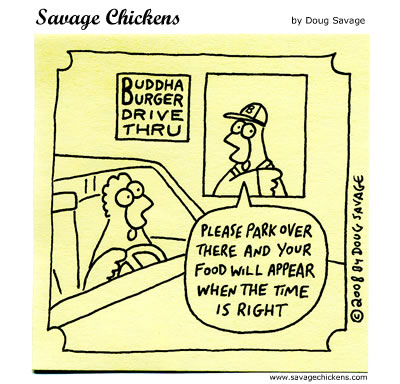 Savage Chickens Comic Strip for July 27, 2012