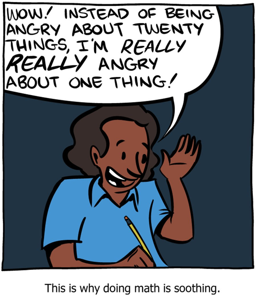 Saturday Morning Breakfast Cereal Comic Strip for December 21, 2014