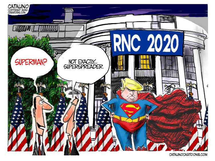 Ken Catalino Comic Strip for August 29, 2020