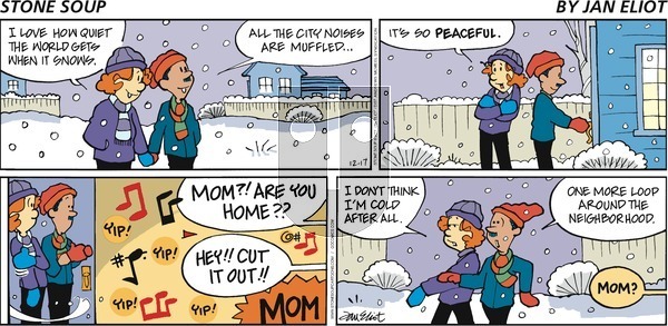 Stone Soup on Sunday December 17, 2017 Comic Strip