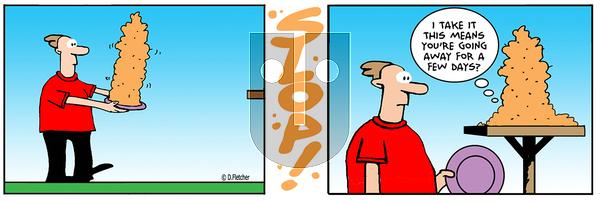 Crumb on Monday January 13, 2020 Comic Strip