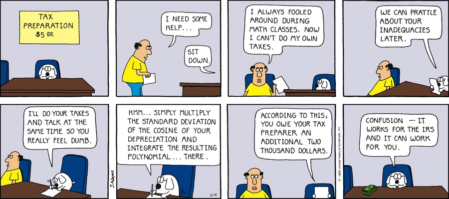 Dilbert Classics Comic Strip for May 24, 2015