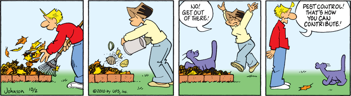 Arlo and Janis Comic Strip for October 02, 2010