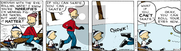 Big Nate on Friday February 18, 2011 Comic Strip