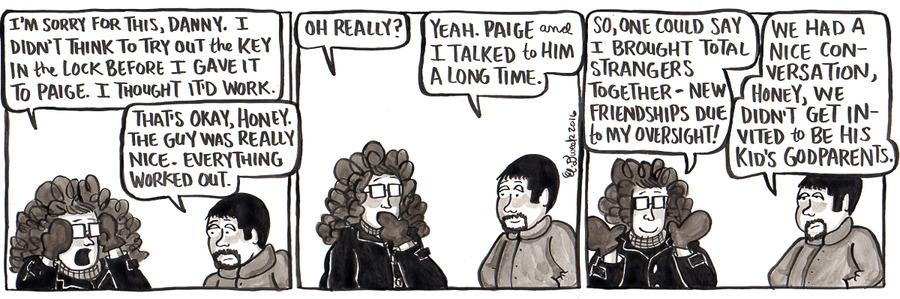Amanda the Great Comic Strip for February 26, 2017