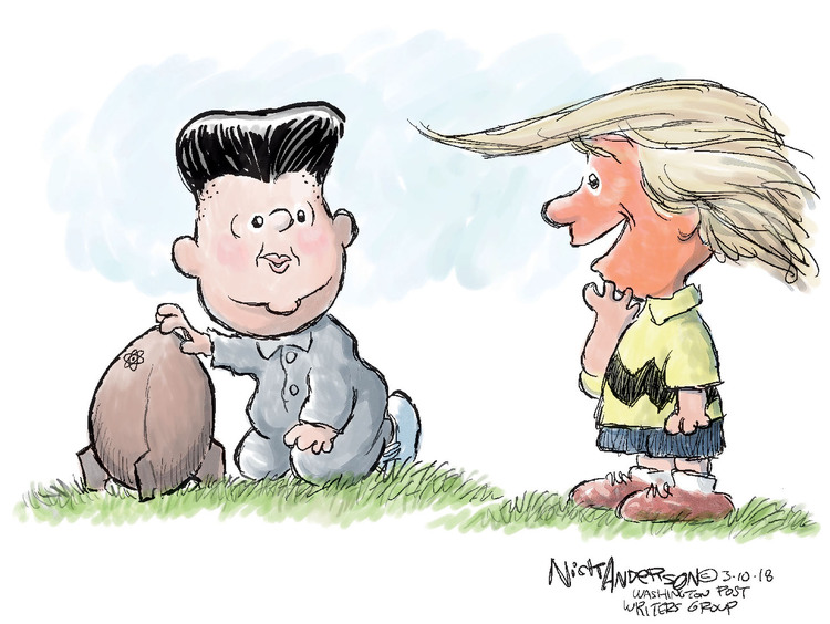 Nick Anderson for Mar 10, 2018 Comic Strip