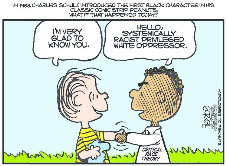 Bob Gorrell Comic Strip for June 23, 2021