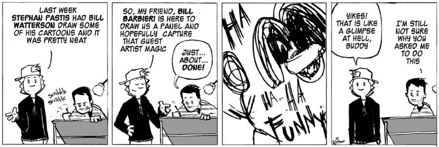 Ordinary Bill Comic Strip for July 21, 2021