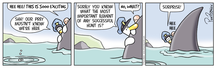 Ollie and Quentin Comic Strip for June 14, 2021