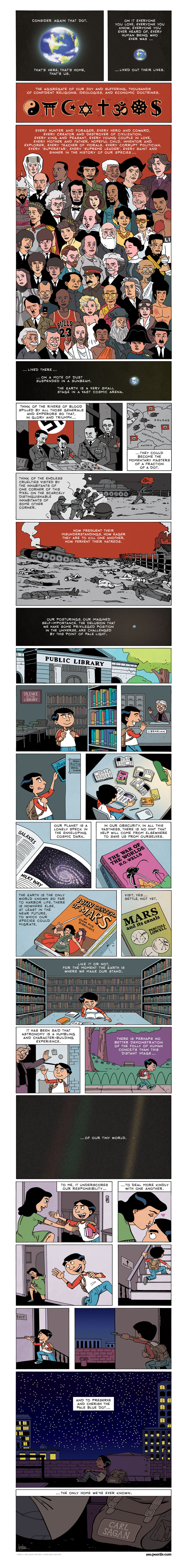 Zen Pencils Comic Strip for December 12, 2016