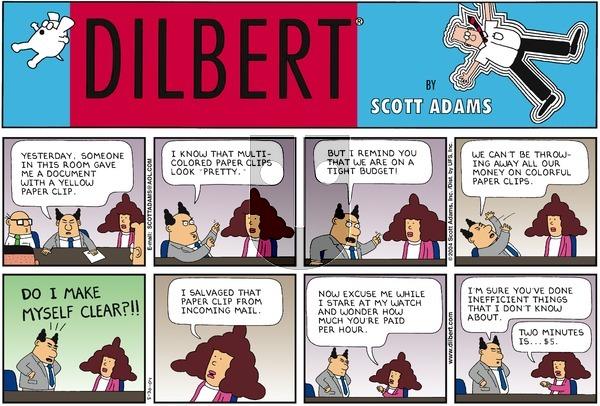 Dilbert - Sunday May 30, 2004 Comic Strip