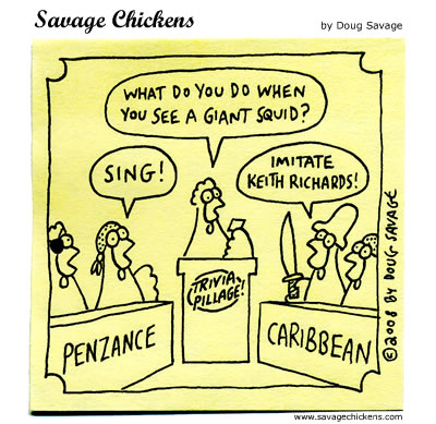 Savage Chickens Comic Strip for September 17, 2012