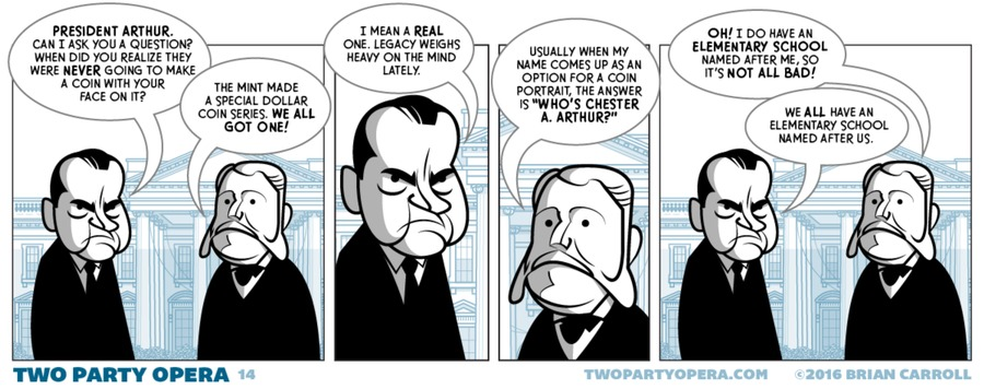 Two Party Opera Comic Strip for September 18, 2016