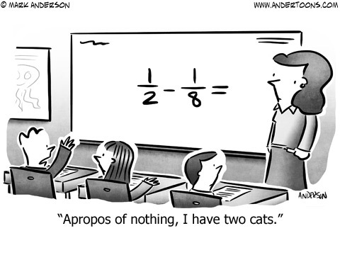 Andertoons Comic Strip for March 20, 2018