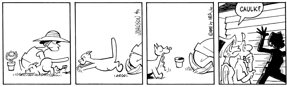 Arlo and Janis Comic Strip for June 07, 1999