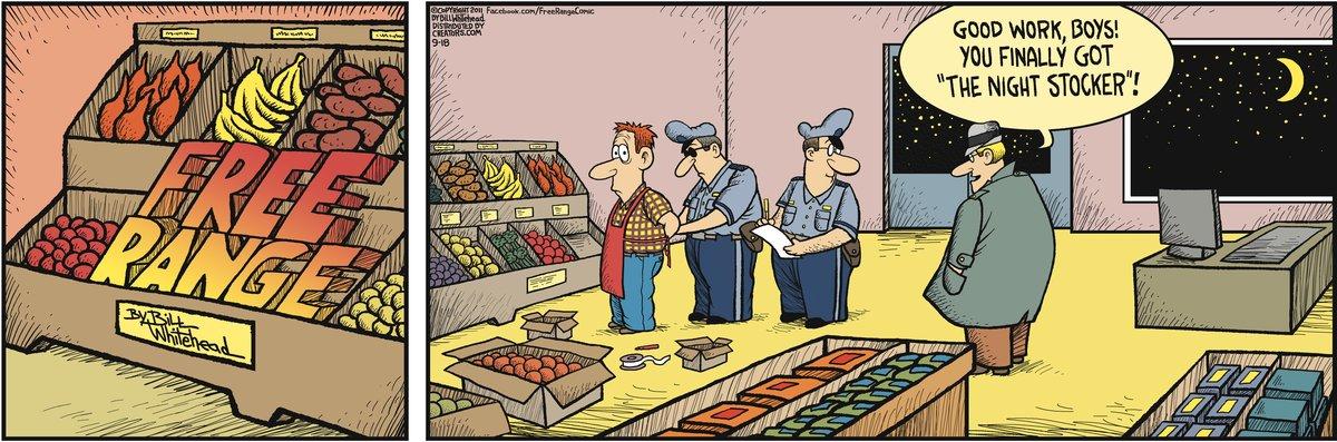 Free Range Comic Strip for September 18, 2011