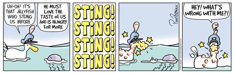 Ollie and Quentin Comic Strip for June 21, 2021