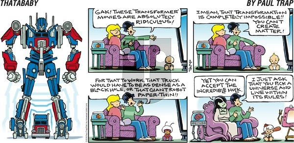 Thatababy on Sunday May 15, 2016 Comic Strip