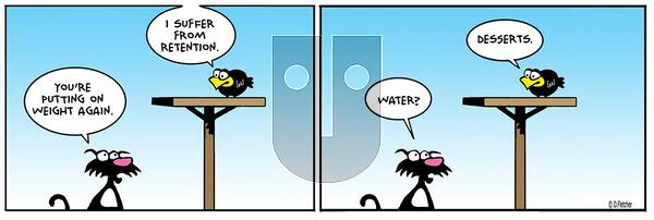 Crumb on Friday January 17, 2020 Comic Strip