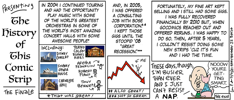 The Big Picture Comic Strip for March 31, 2021