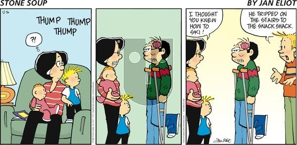 Stone Soup on Sunday December 30, 2018 Comic Strip