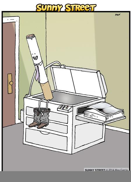 Sunny Street Comic Strip for October 27, 2014