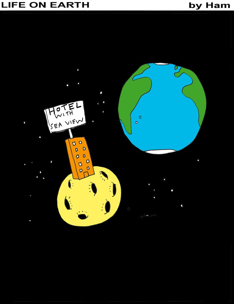 Life on Earth Comic Strip for September 22, 2020