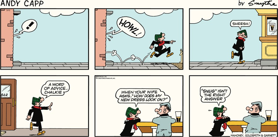 Andy Capp by Reg Smythe for March 10, 2019