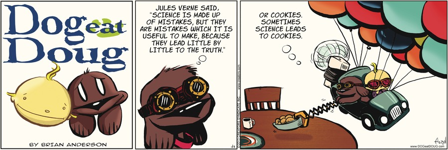 Dog Eat Doug Comic Strip for November 03, 2013