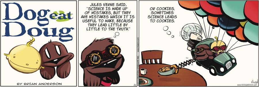 Dog Eat Doug for Nov 3, 2013 Comic Strip