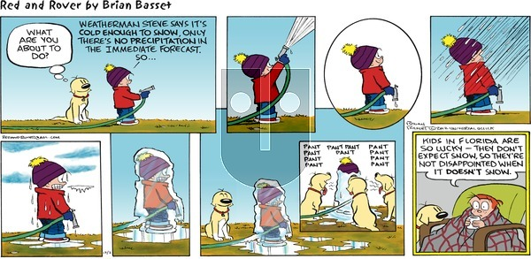 Red and Rover on Sunday December 2, 2012 Comic Strip