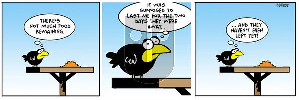 Crumb on Tuesday January 14, 2020 Comic Strip