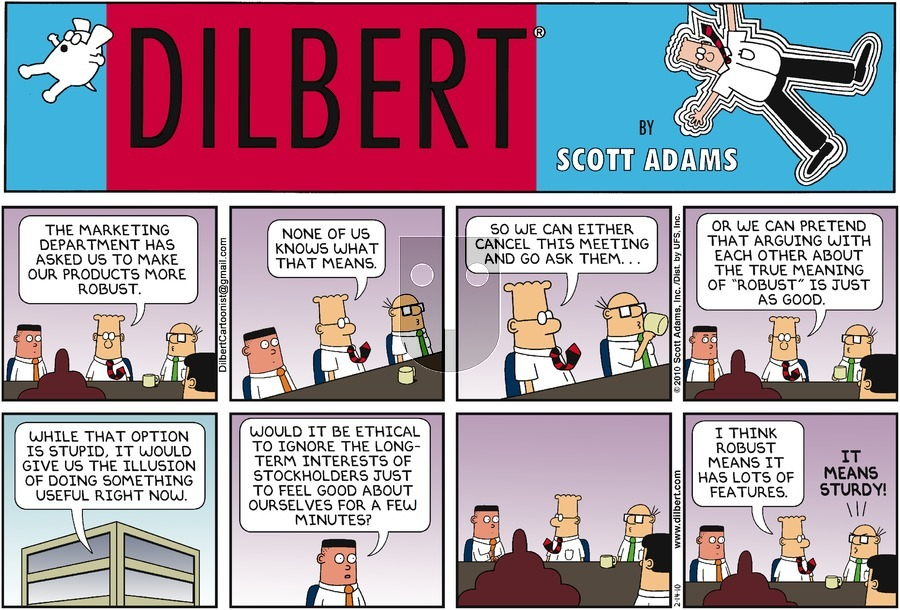 Purchase Comic Strip for 2010-02-14