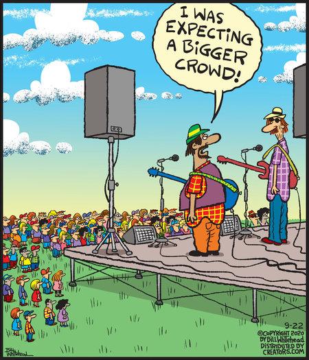 Free Range Comic Strip for September 22, 2020