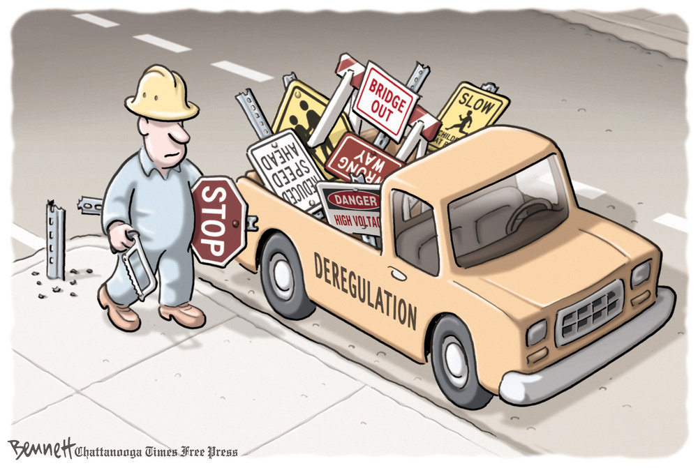 Clay Bennett Comic Strip for May 16, 2012