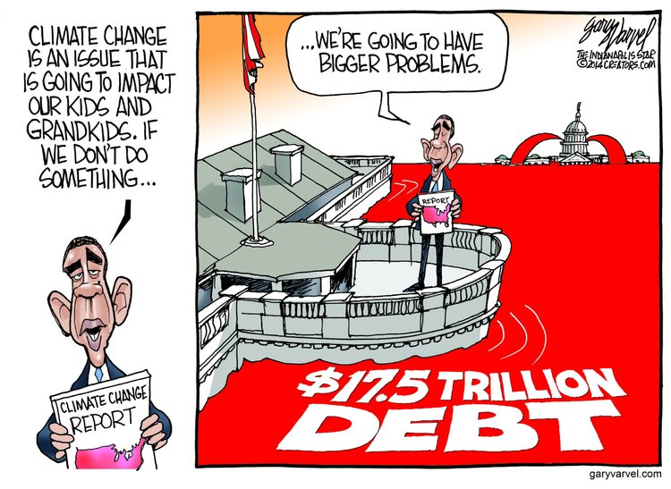Gary Varvel Comic Strip for May 08, 2014