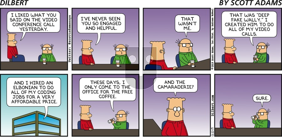 Purchase Comic Strip for 2019-12-22