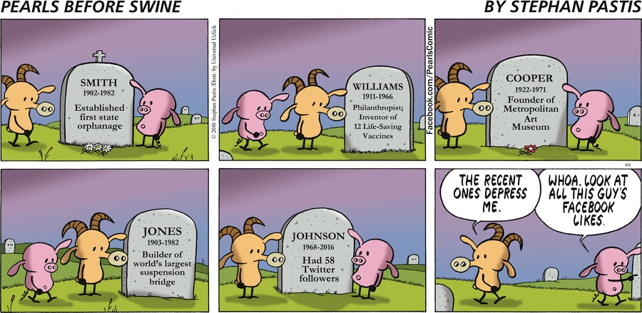 Pearls Before Swine Comic Strip for April 03, 2016