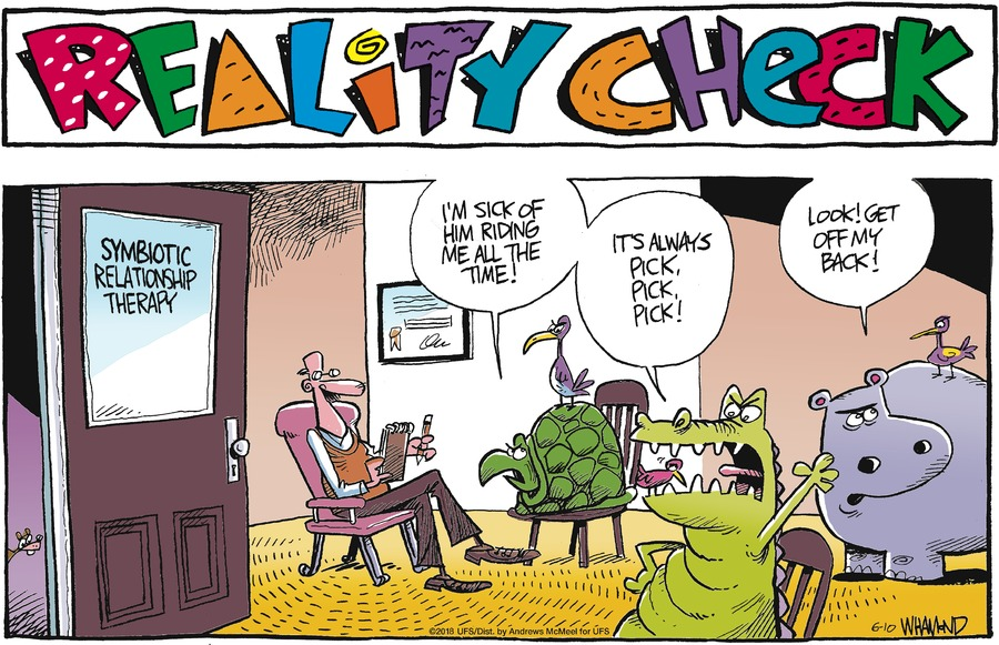 Reality Check for Jun 10, 2018 Comic Strip