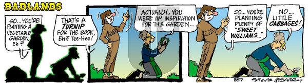 Badlands - Wednesday June 16, 2021 Comic Strip