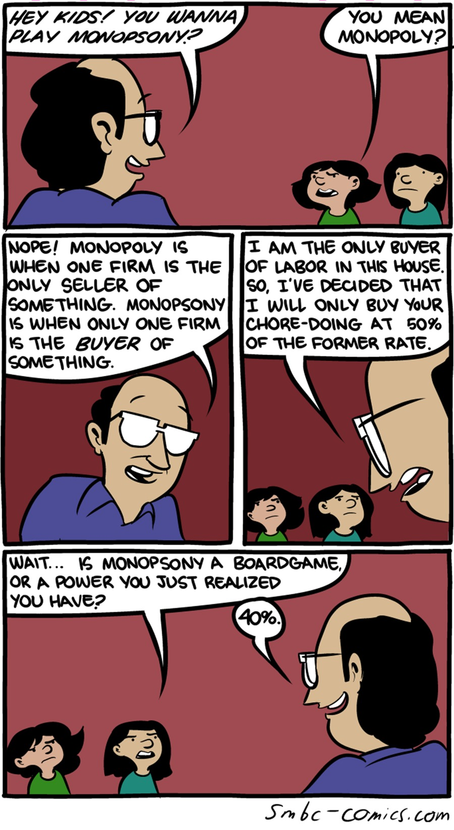 Saturday Morning Breakfast Cereal Comic Strip for June 07, 2015