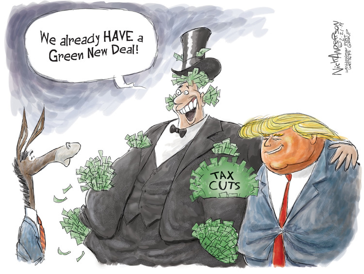 Nick Anderson Comic Strip for February 21, 2019